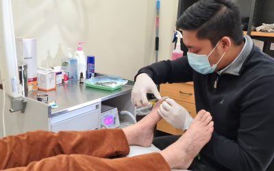 Pandemic Lockdown – When to see a Podiatrist